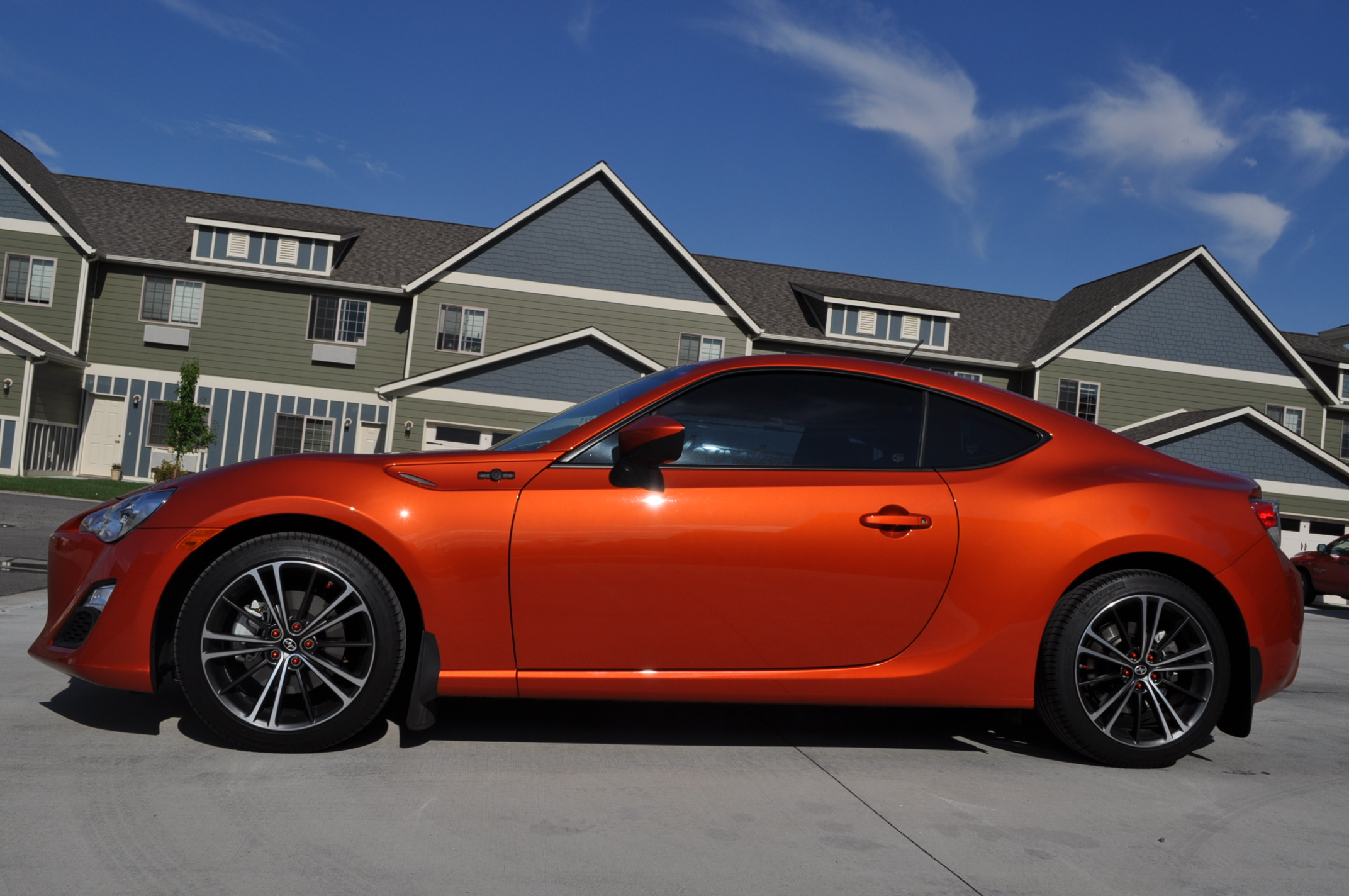 Cut down my 2 color choices to red or hot lava - Scion FR ...