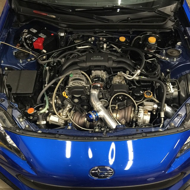 Pure Automotive Twin Turbo BRZ - Scion FR-S Forum | Subaru BRZ Forum ...