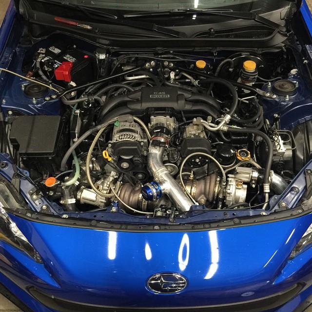 Pure Automotive Twin Turbo BRZ - Scion FR-S Forum | Subaru BRZ Forum ...