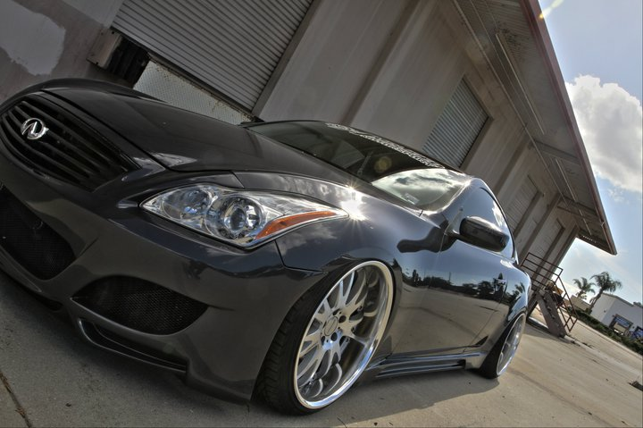 Buy this front bumper for G37 Coupe? - Scion FR-S Forum