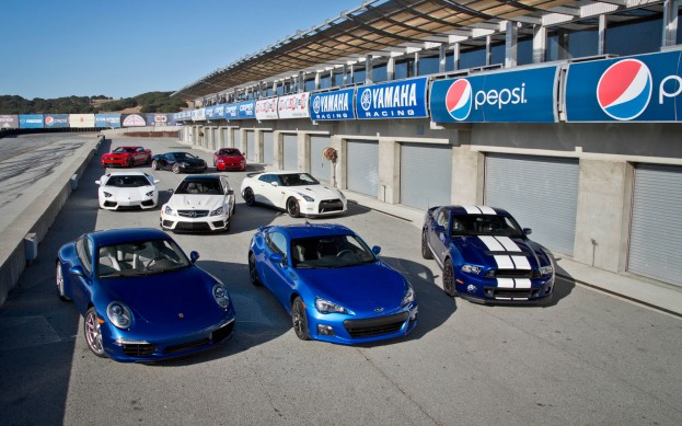 Preview: Subaru BRZ to be Pitted Against 8 Supercars for ... on