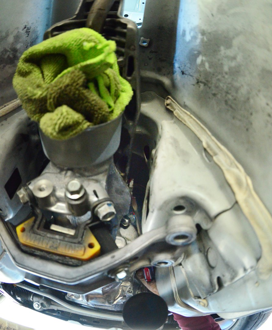 CAE Ultra Shifter install    - Page 2 - Scion FR-S Forum
