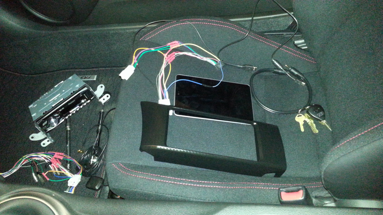 Tablet install build diary scion fr s forum subaru brz forum attached images greentooth Image collections