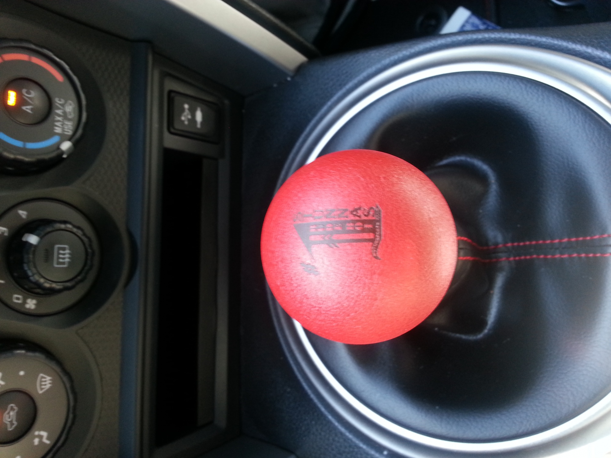 My Shift Knob Post Yours Too Page 7 Scion Fr S Forum