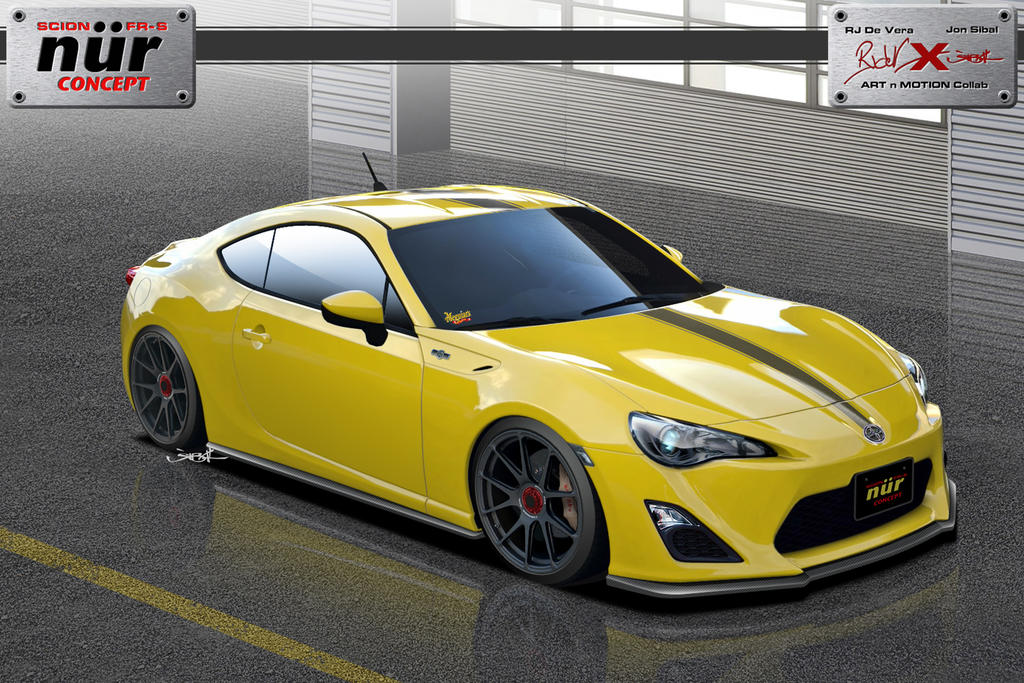 Scion Frs Custom >> Vortech Supercharged Scion FR-S by Meguiar's to Debut at ...