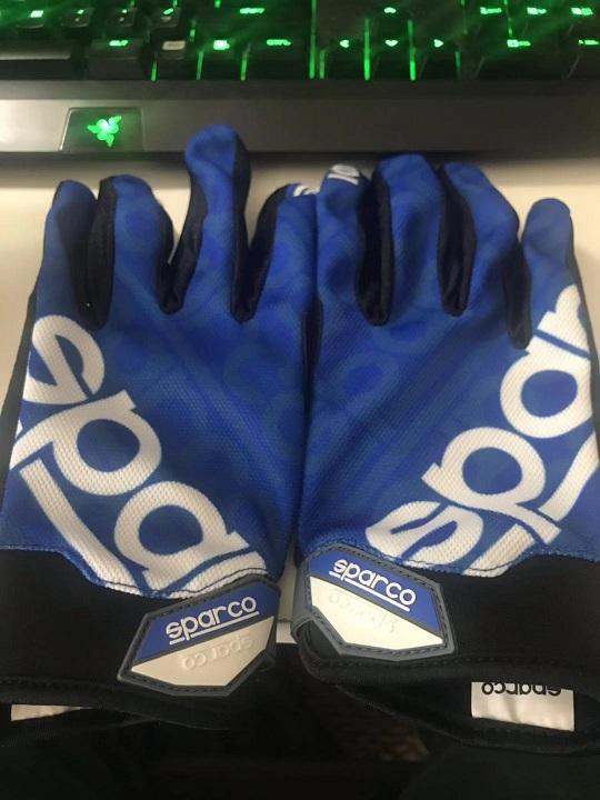 Sparco 002093AZ2M Gloves