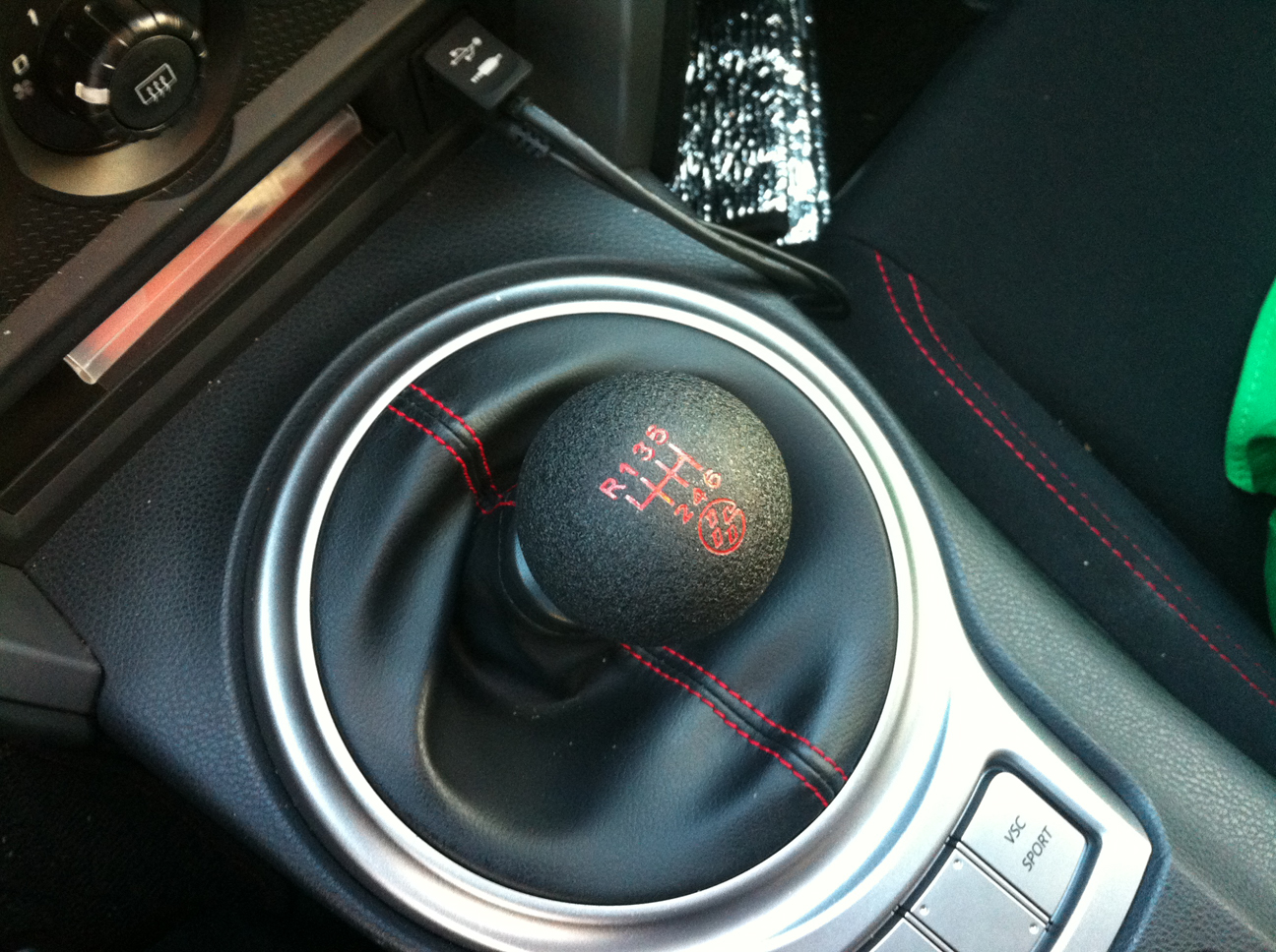 My Shift Knob Post Yours Too Page 9 Scion Fr S Forum