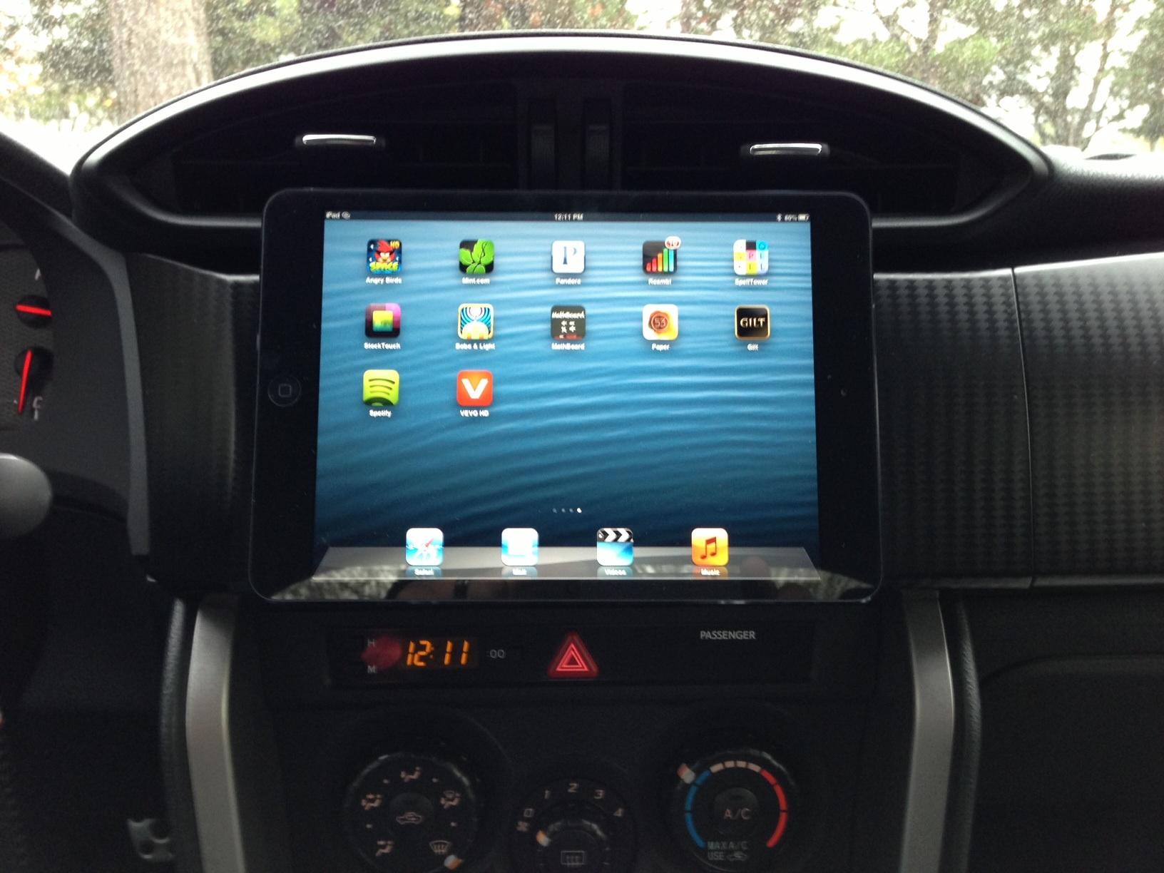 Anyone Have An Ipad Mini Scion Fr S Forum Subaru Brz