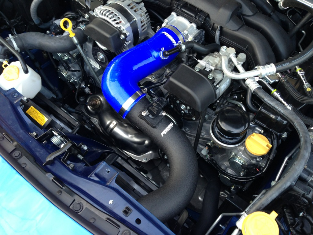 Perrin CAI Intake and Silicone Tube - Scion FR-S Forum