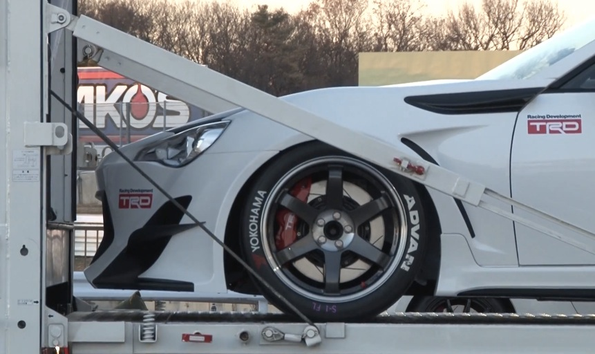 Toyota Ft 86 >> Video Feature: Griffon TRD FT86 Concept by Scion FR-S ...