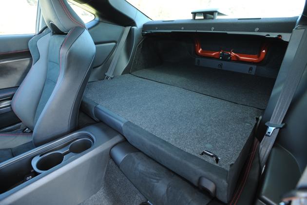 Toyota Ft 86 >> Pictures w/back seat down? - Scion FR-S Forum | Subaru BRZ ...