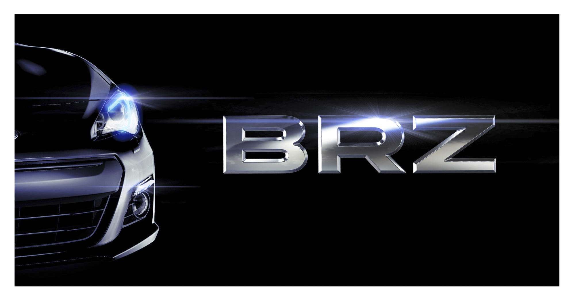 Subaru BRZ High Resolution Wallpapers In World Rally Blue And Matte White