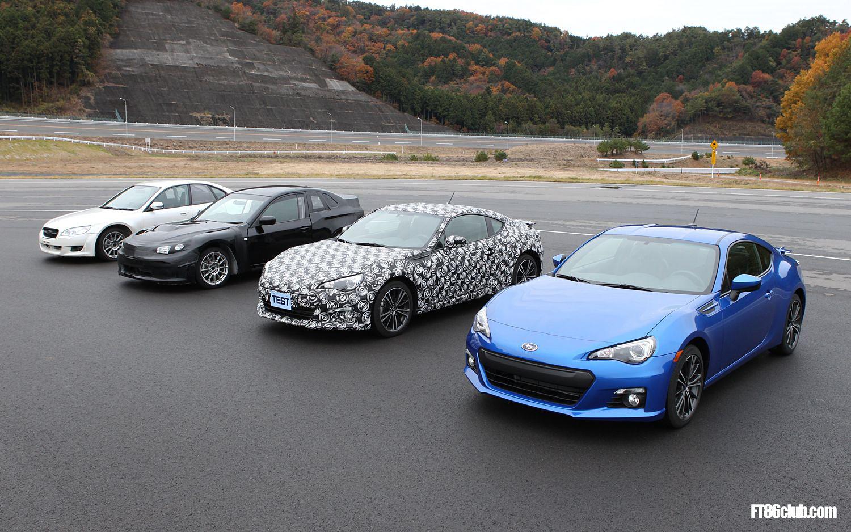 US Spec Subaru BRZ Hi Res Images Wallpapers