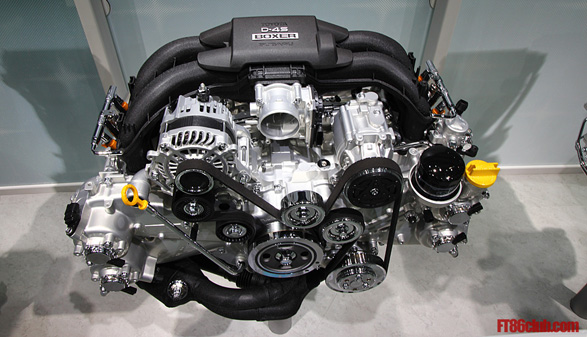 Turbocharged FA20 Targeted for 270hp. Confirmed for Next ...