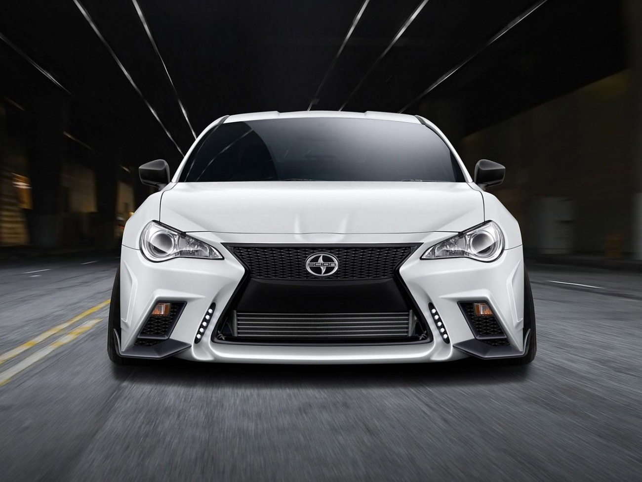 how to take off brz front bumper