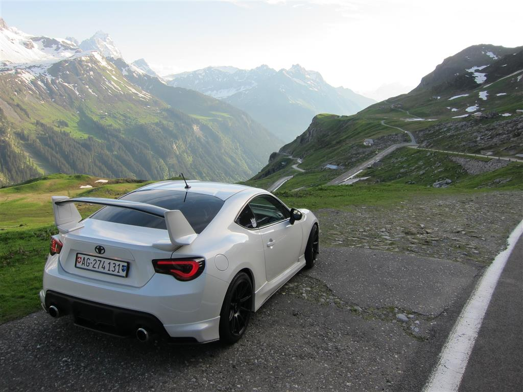 gt86 on swiss mountain roads - scion fr-s forum | subaru brz forum