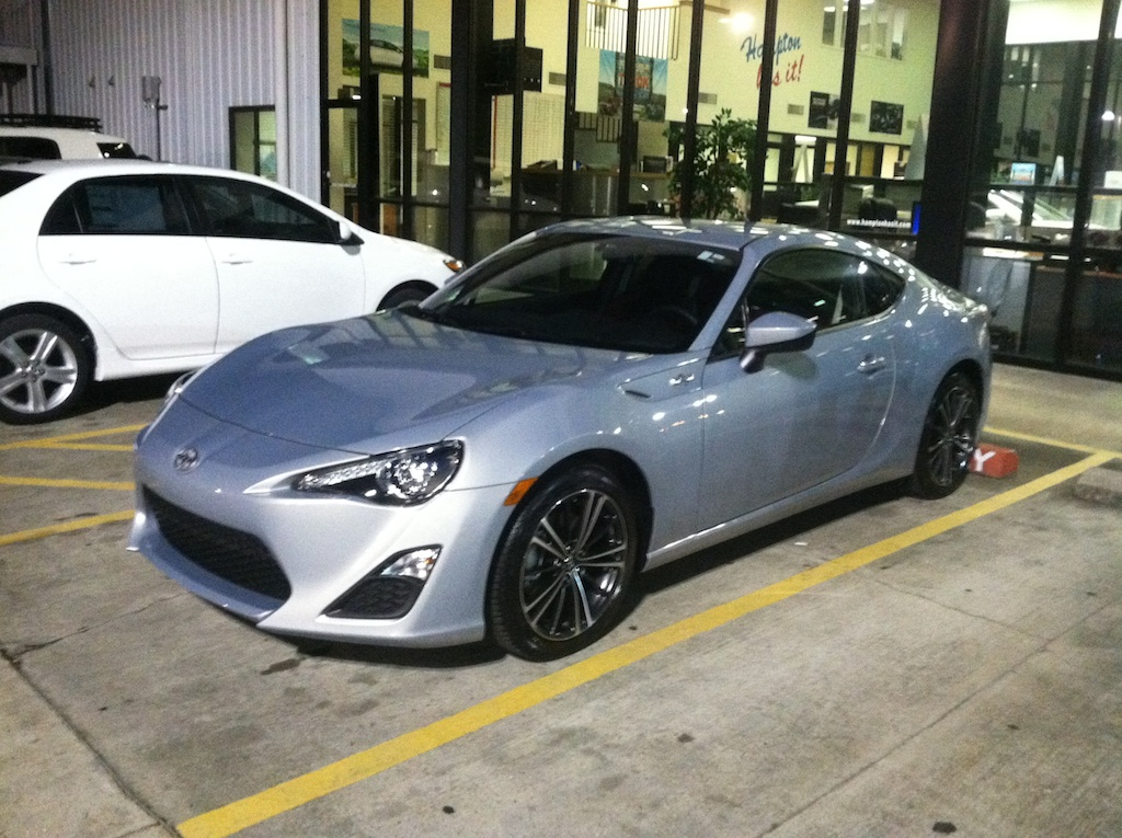 Scion 10 series FR-S Limited Edition Announced - Page 123 - Scion FR ...