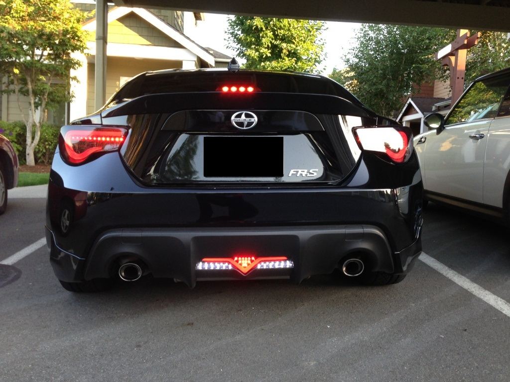 Comparison between SPYDER & VALENTI LED Taillights - Page ...