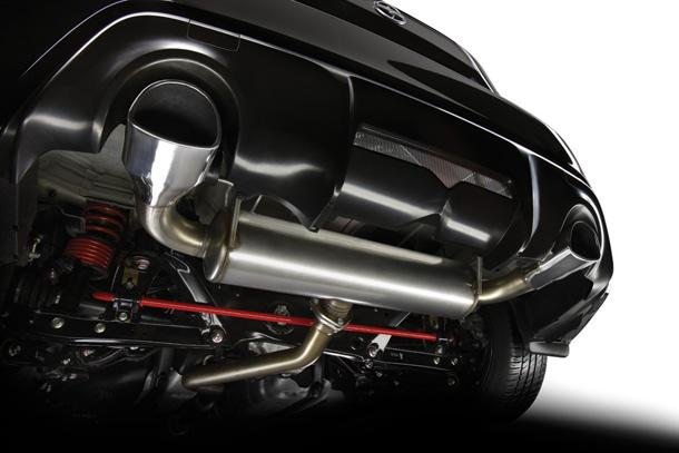 TRD Exhaust owners  Scion FRS Forum  Subaru BRZ Forum  Toyota