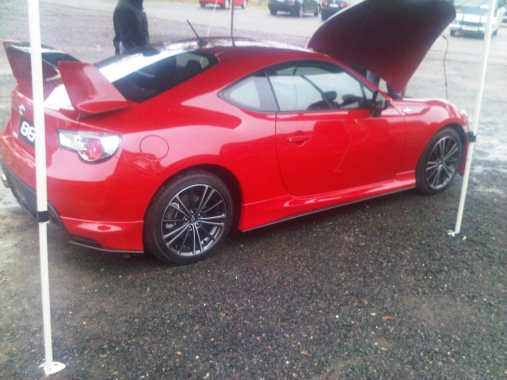 gt86 with aero kit and high wing spoiler from australian. Black Bedroom Furniture Sets. Home Design Ideas