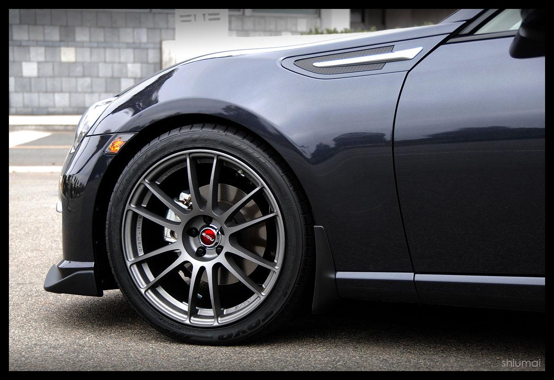 Wheel Directory: Gram Light 57Xtreme: 18x8.5 +33 / 18x9.5 ...