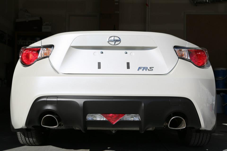 TRD exhaust  Page 2  Scion FRS Forum  Subaru BRZ Forum