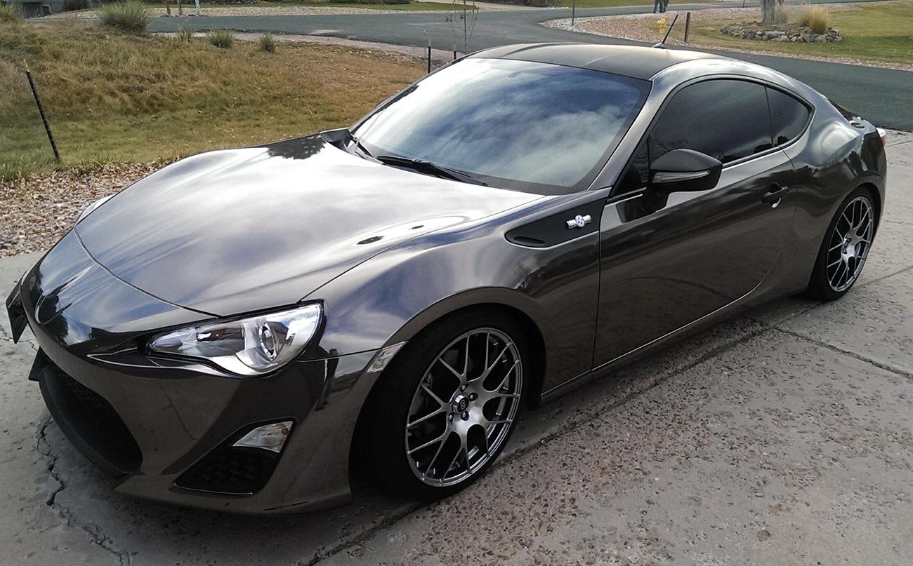 Liebot S Black Chrome Frs Scion Fr S Forum Subaru Brz