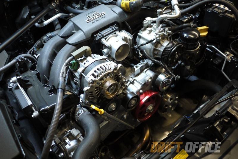 Drift-Office : Jackson Racing Supercharger Installed! (Tune