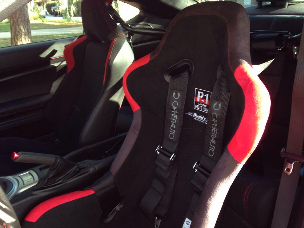 Please Post Your Aftermarket Seats Scion Fr S Forum Subaru Brz Forum Toyota 86 Gt 86 Forum