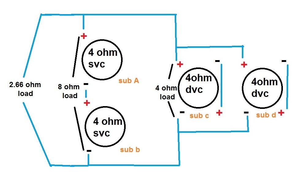 single dvc ohm wiring diagram