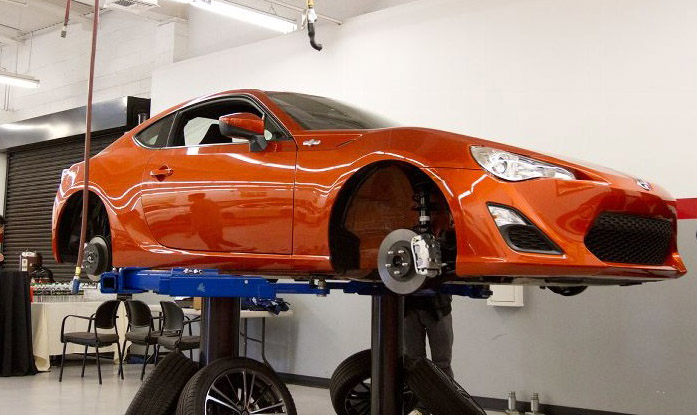 Fr S Brz Brakes Upgrade Guide By Scion Fr S Forum Subaru Brz Forum Toyota 86 Forum And