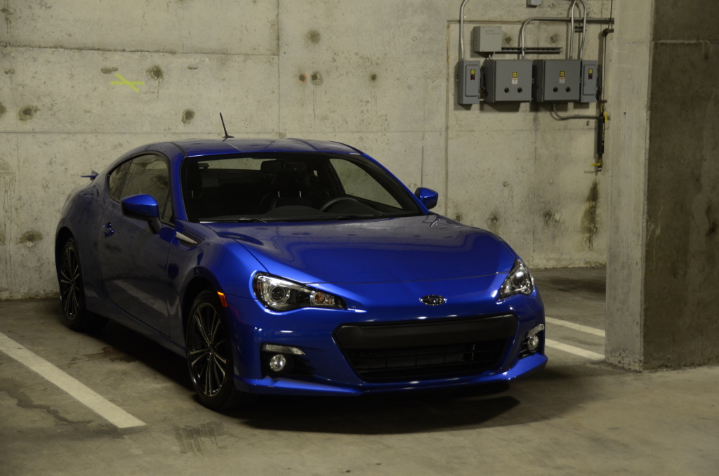 First Subaru Brz Delivered Appropriately In World Rally