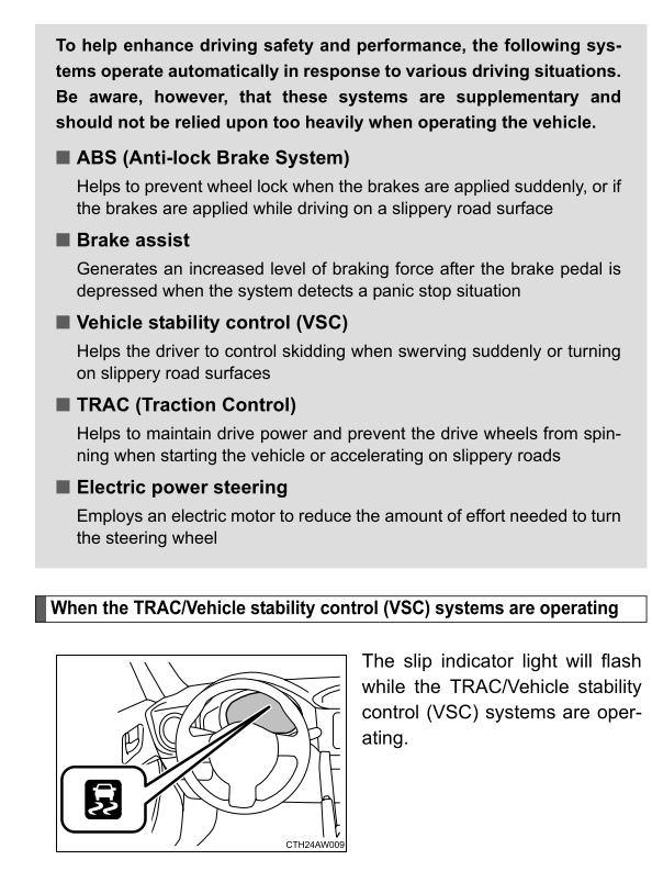 Vsc sport mode and trac off - Scion FR-S Forum | Subaru BRZ