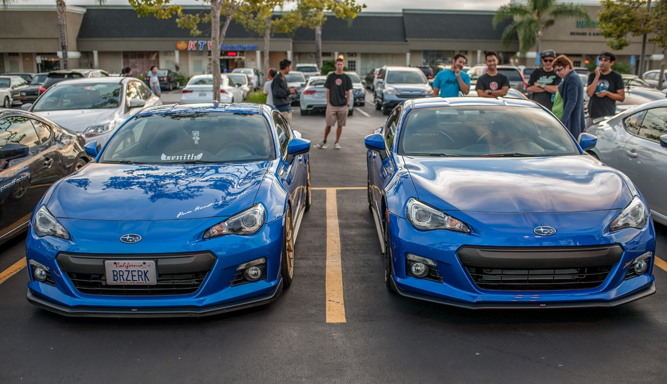 updated subaru brz world rally blue color 07x vs older 02c version by scion fr s forum. Black Bedroom Furniture Sets. Home Design Ideas
