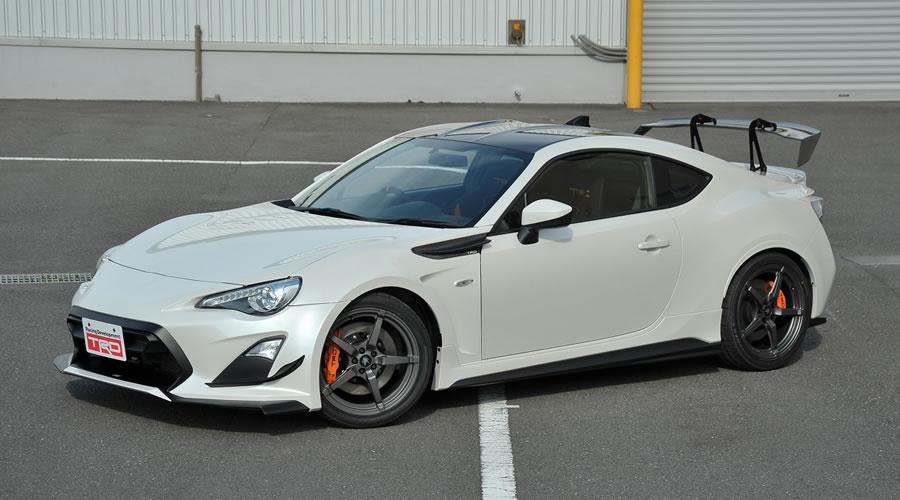 Scion Frs Forum >> TRD Griffon Track Edition and Street Edition Concepts - Scion FR-S Forum | Subaru BRZ Forum ...