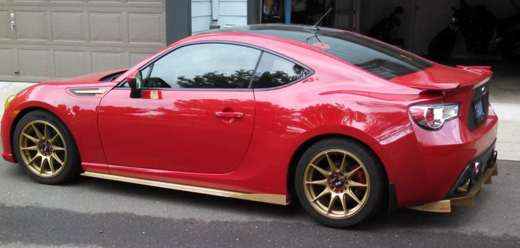 Toyota Scion Fr S