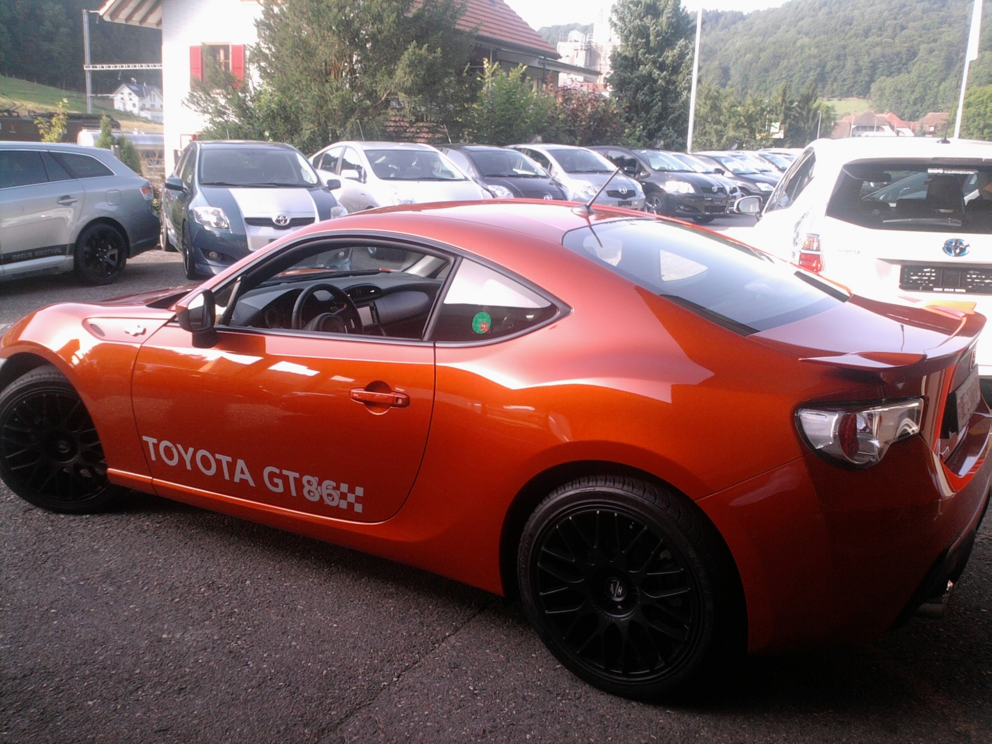 gt86 cars in switzerland - scion fr-s forum | subaru brz forum