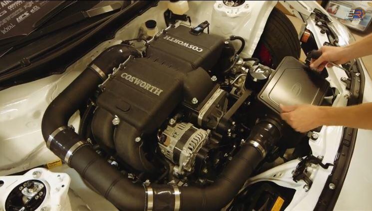 Toyota Ft 86 >> VWVortex.com - Cosworth FR-S/BRZ Supercharger Kit