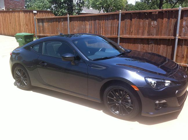 dgm brz with black wheels scion fr s forum subaru brz. Black Bedroom Furniture Sets. Home Design Ideas