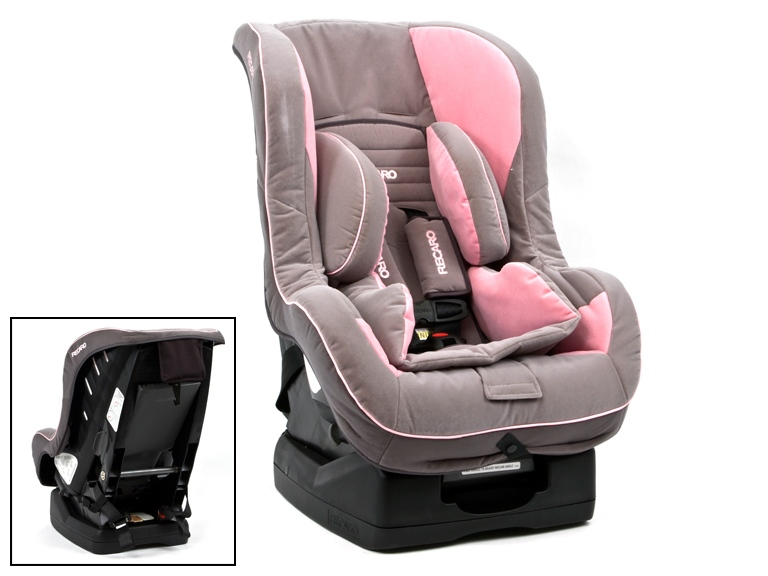 Child Car Seats That Fit Behind Driver