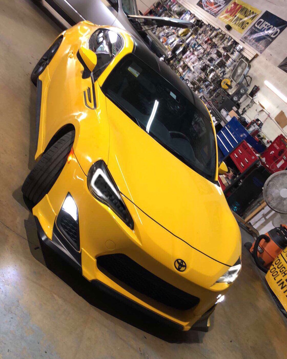 2015 RS1.0 to 2017 retrofit - Toyota GR86, 86, FR-S and ...