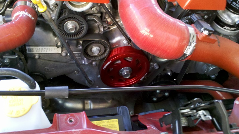 Name:  Perrin Crank Pully Red.jpg Views: 19844 Size:  127.8 KB