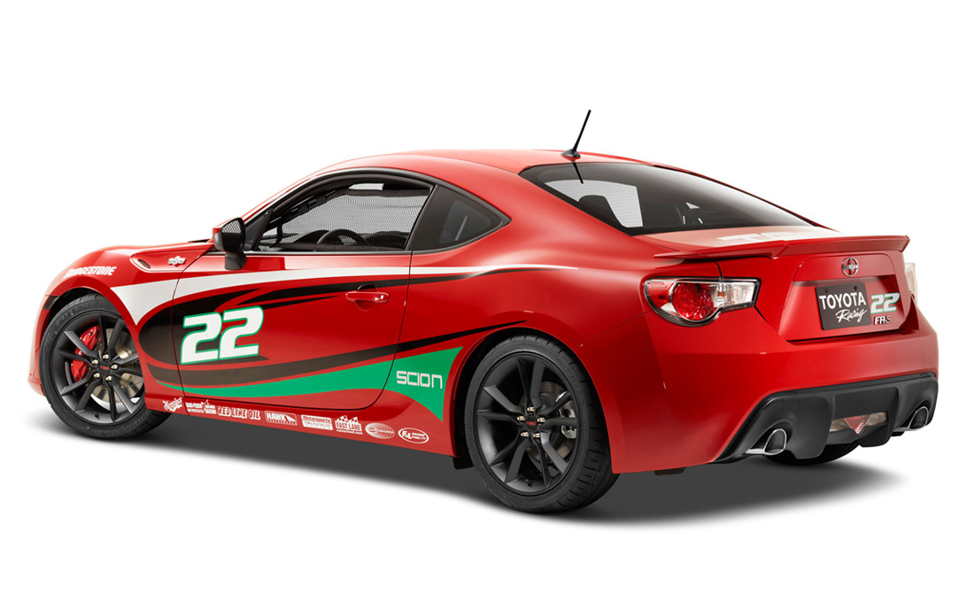 Name:  2013-Scion-FR-S-Toyota-Pro-Celebrity-Race-car-rear-three-quarter.jpg Views: 5441 Size:  175.2 KB