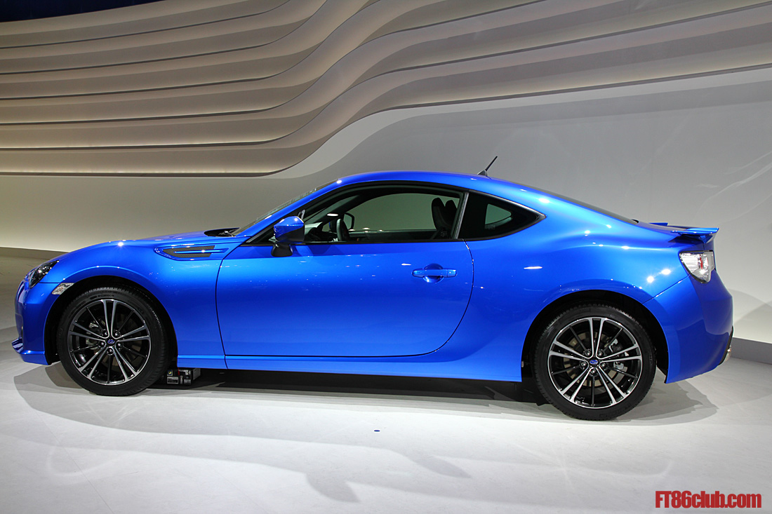 subaru brz toyota frs production models unveiled car forums. Black Bedroom Furniture Sets. Home Design Ideas